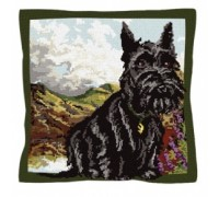 Doyle the Scottie Tapestry - T1912