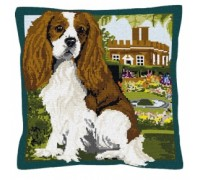 Duchesse the Cavalier King Charles Spaniel Tapestry - T1921