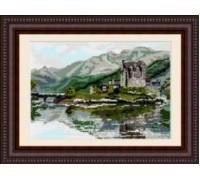 Eileen Donan Castle Tapestry - T1952