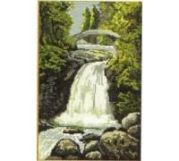 Falls of Garravalt Tapestry - T1664