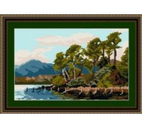 Friars Cragg Tapestry - T1786