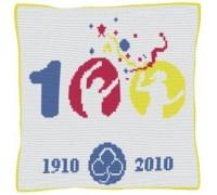Guiding Centenary Tapestry - C1862