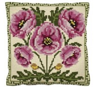 Hanbury Chunky Floral Tapestry - C1739