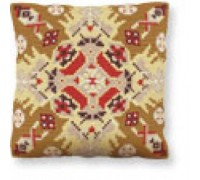 Kuba Chunky Tapestry Cuahion - C1749