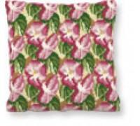 Morning Glory Tapestry Cushion - C1754