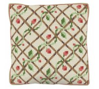 Rosetta Tapestry Cushion - C128