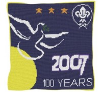 Scouting Centenary Tapestry - C1867