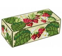 Strawberries Tapestry Doorstop - T377