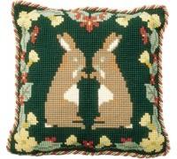 Whispering Rabbits Tapestry - C538