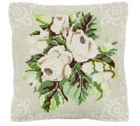 White Roses Tapestry Kit - C1776