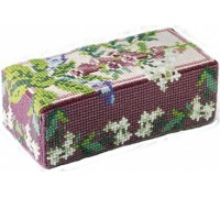 Wild Flowers Tapestry Dorstop - D353