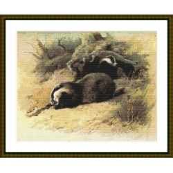 Woodland Animal Charts by Celtic Rose