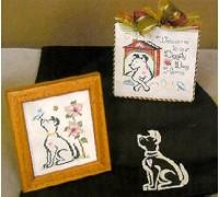 Britty Puppies II Chart - 06-1189