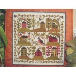 Folk Art - By The Bay NeedleArts