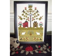 The Gathering Place Sampler Chart - 08-2269