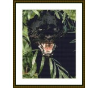 Black Leopard - Chart or Kit