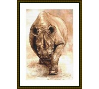 Black Rhino - Chart or Kit