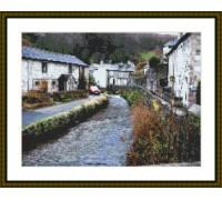 Castleton Village - Chart or Kit