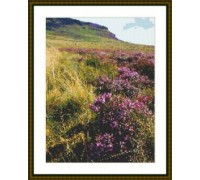 Derbyshire Heather - Chart or Kit