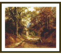 Derbyshire Lane - Chart or Kit