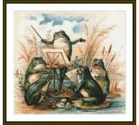 Frog Chorus - Chart or Kit