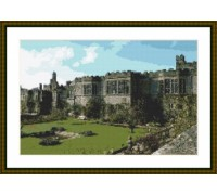 Haddon Hall - Chart or Kit