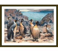 Penguin Collection - Chart or Kit