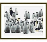 Penguins a Plenty - Chart or Kit