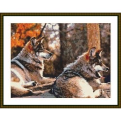 Wolves Charts by Celtic Rose