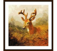 Young Stag - Chart or Kit