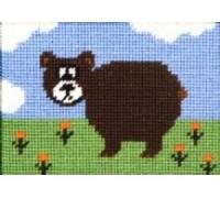 Betty Bear Tapestry - SK17