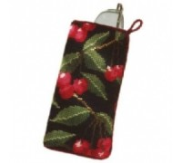 Black Cherry Spectacle Case Tapestry - NG22