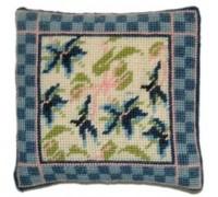 Borage Herb Garden Sampler Tapestry - HGS01