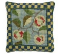 Crab Apple Woodland Sampler Tapestry - WS06