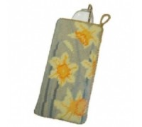 Daffodils Light Spectacle Case Tapestry - NG41
