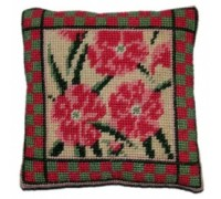 Dianthus Rock Garden Sampler Tapestry - RGS04