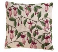Fuchsia Herb Pillow - HP32 - Country Garden Collection