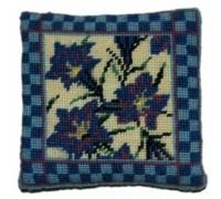 Gentiana Rock Garden Sampler Tapestry - RGS05