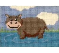 Henrietta Hippo Tapestry - SK11