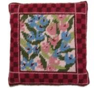 Hyssop Herb Garden Samler Tapestry - HGS02