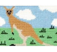 Kerry Kangaroo Tapestry - SK29