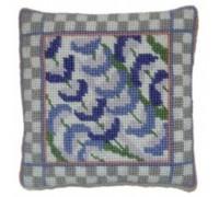 Lavender Herb Garden Sampler Tapestry - HGS03