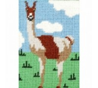 Lucy Llama Tapestry - SK30