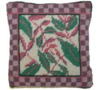 Mint Herb Garden Sampler Tapestry - HGS05