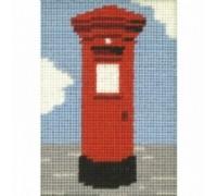 Polly Post Box Tapestry - SK48