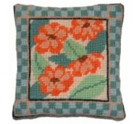 Pot Marigold Herb Garden Sampler Tapestry - HGS04