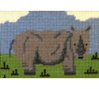 Robbie Rhino Tapestry - SK24