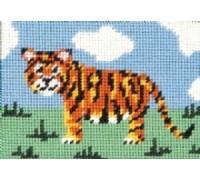 Timothy Tiger Tapestry - SK33