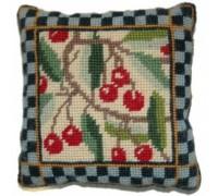 Wild Cherry Woodland Sampler Tapestry - WS04