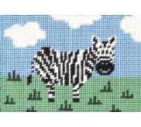 Zebedee Zebra Tapestry - SK34